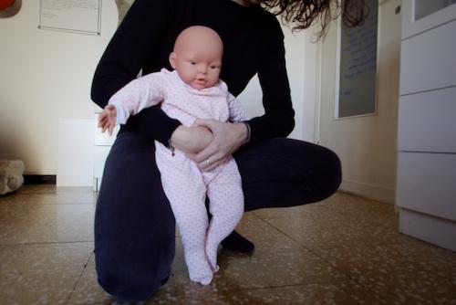 Manovra di Heimlich per bambini sopra 1 anno e adulti